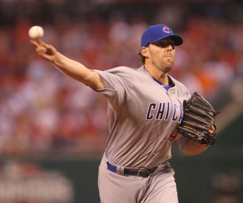 John Lackey pitches Chicago Cubs to shutout win over St. Louis Cardinals