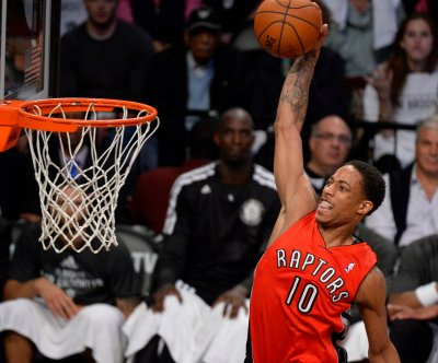 DeMar DeRozan, Toronto Raptors shoot past Indiana Pacers in Game 7