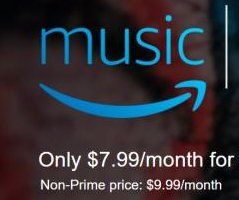 Amazon releases Music Unlimited service to rival Spotify, Google, Apple