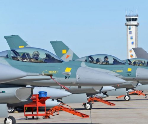 U.S. Air Force delivers refurbished F-16s to Indonesia