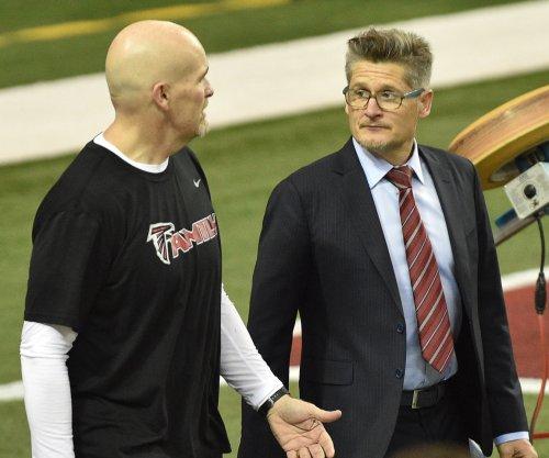 Atlanta Falcons GM Thomas Dimitroff: 'We aren't looking for angels' in NFL Draft