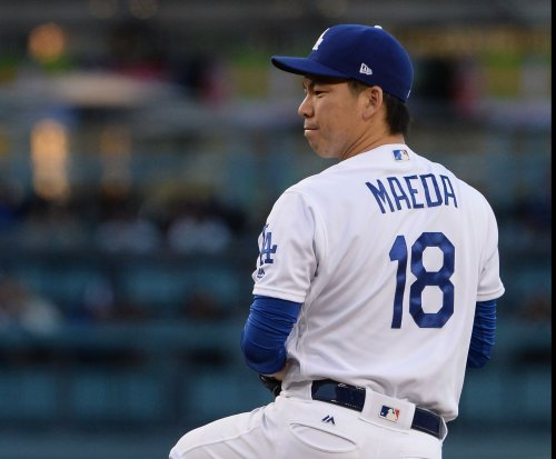 Kenta Maeda's bat helps Los Angeles Dodgers rally past St. Louis Cardinals