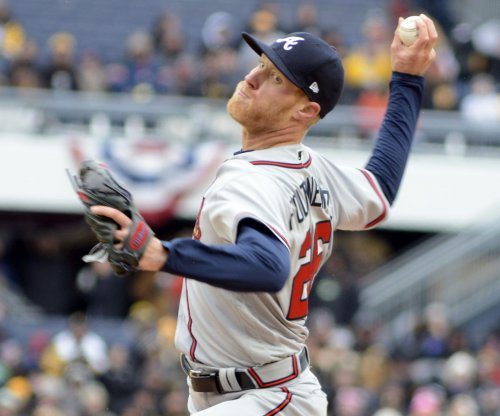 Atlanta Braves' Mike Foltynewicz shuts down Philadelphia Phillies in 14-1 rout