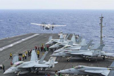 8 rescued, 3 missing after U.S. Navy cargo plane crashes off Japan