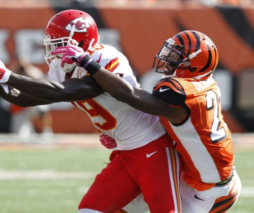 Cincinnati Bengals CB Darqueze Dennard not worried about contract status
