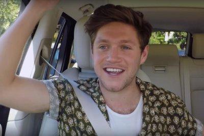 Niall Horan joins James Corden for Carpool Karaoke