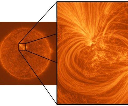 Fine threads of million-degree plasma revealed in sharpest-ever images of sun