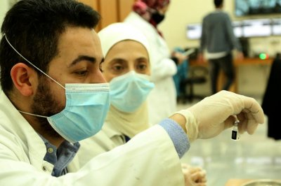 Lebanon sees smooth vaccine launch under international monitoring
