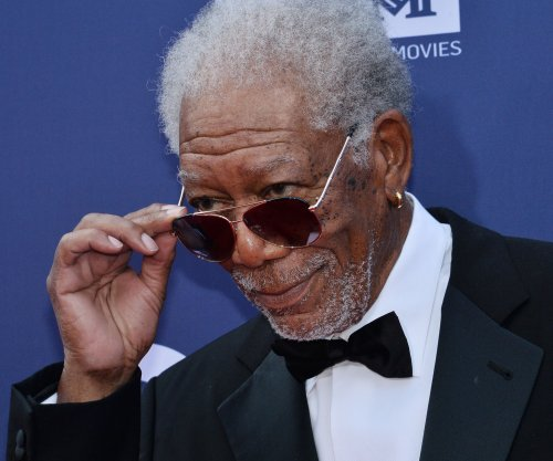 Morgan Freeman pays tribute to Cicely Tyson at AFI event