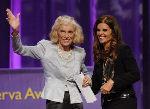 Eunice Shriver in critical condition