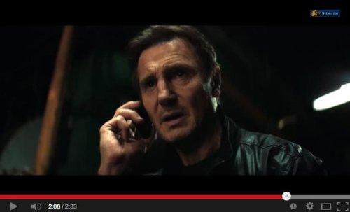 Liam Neeson is framed for murder in first 'Taken 3' trailer