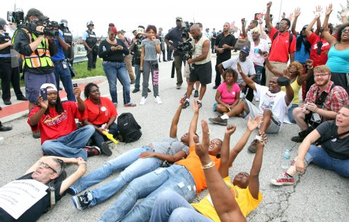 Fatal encounter with Ferguson officer took less than 90 seconds
