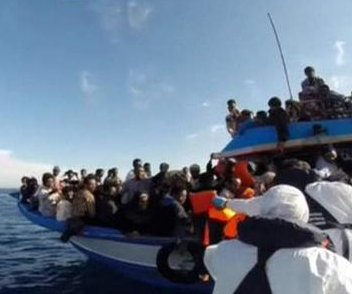 Christians allegedly thrown overboard by Muslims on migrant boat to Italy