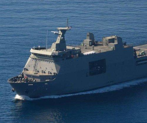 Philippine Navy gets new landing dock ship