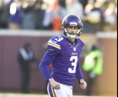Minnesota Vikings' Blair Walsh discusses playoff field-goal miss