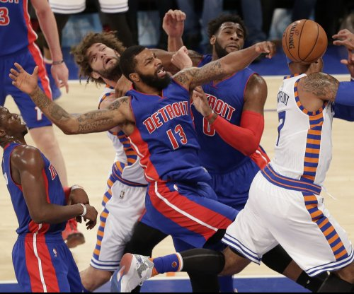 Detroit Pistons sign C Andre Drummond to multi-year deal