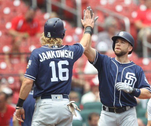 San Diego Padres score 4 in 9th, take series vs. Washington Nationals