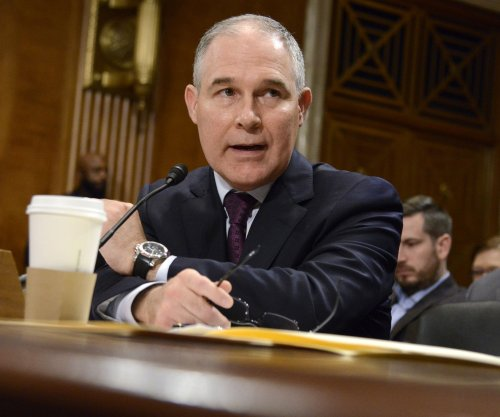 Committees OK nominations of Scott Pruitt to EPA, Mulvaney to OMB