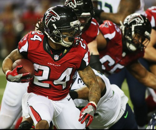 Devonta Freeman wants to be 'elite paid' running back