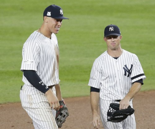 New York Yankees OF Brett Gardner bridges eras of success