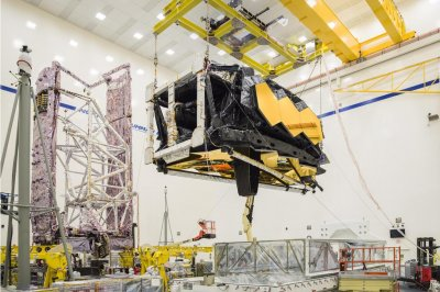NASA prepares to test mirror on James Webb Observatory