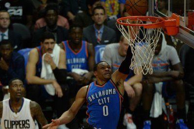 Russell Westbrook has 10th straight triple-double to pass Wilt Chamberlain