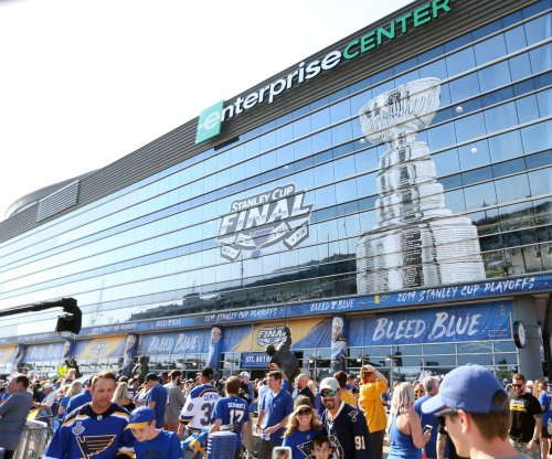 Golden Knights-Blues game postponed due to COVID-19