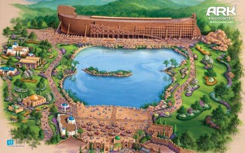 Ky. governor welcomes biblical theme park