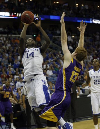 Kentucky through to SEC semifinals