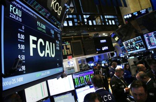 Gallery: Fiat Chrysler debuts on New York Stock Exchange, stock lingers around $9