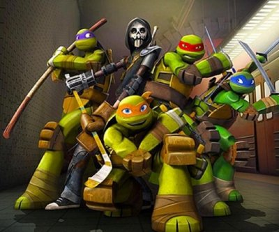 Trademarks filed for new Ninja Turtles and Katamari video games