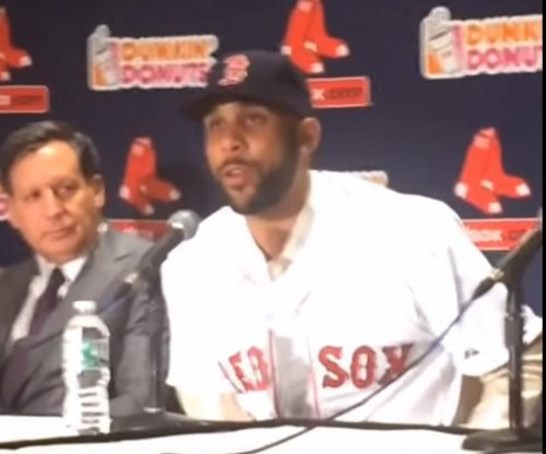 Red Sox introduce recent acquisition David Price