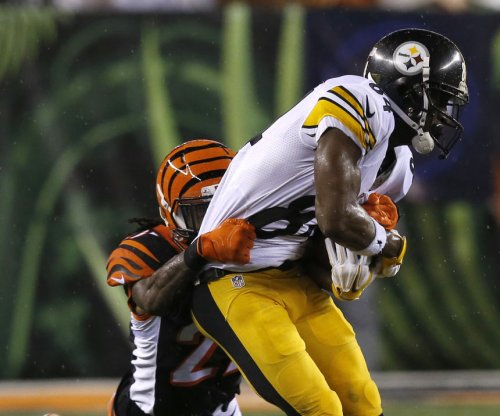 Pacman Jones: Pittsburgh Steelers WR Antonio Brown 'was faking it'