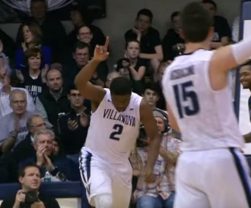 Kris Jenkins shoots No. 3 Villanova past Depaul