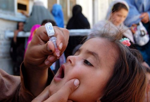 New polio vaccine rolled out worldwide