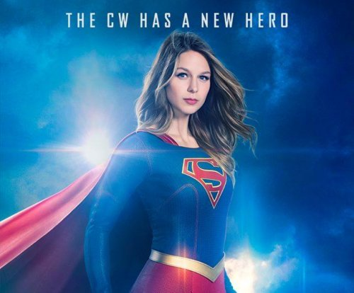 Melissa Benoist returns in 'Supergirl' Season 2 poster