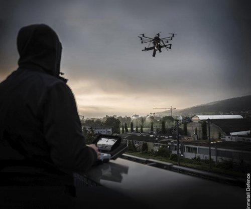 Swiss prisons getting drone-detection capability