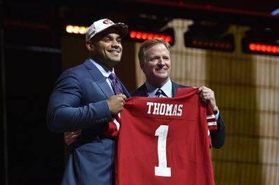 San Francisco 49ers double down on Solomon Thomas and Reuben Foster