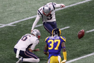 New England Patriots to re-sign veteran kicker Stephen Gostkowski