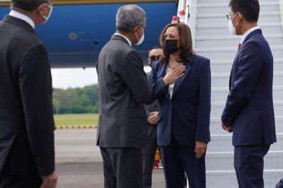During Singapore visit, VP Kamala Harris says U.S. focus is on Afghanistan