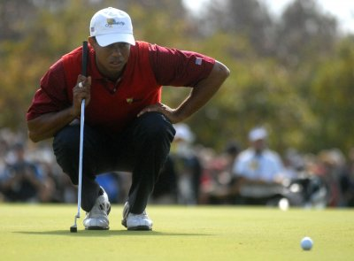 Tigers Woods is PGA Player of the Year