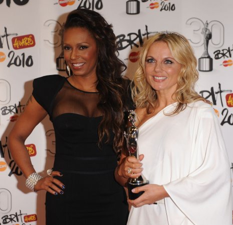 Melanie Brown gives birth to third daughter