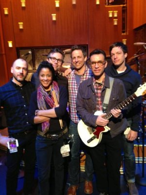 Fred Armisen named 'Late Night' band leader