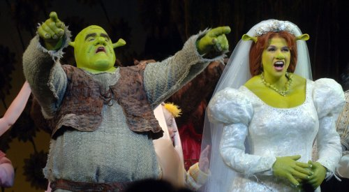 'Shrek the Musical' producers donate $50K for school music programs