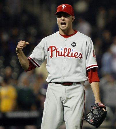 MLB: Philadelphia 5, N.Y. Mets 4 (11 inn.)