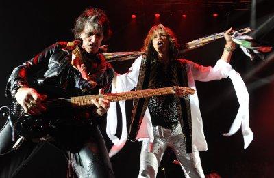 Aerosmith announces N. American tour