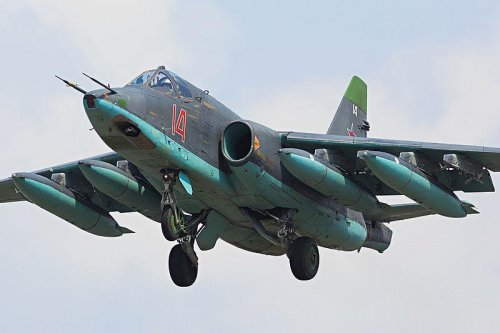Iranian fighter planes are in Iraq