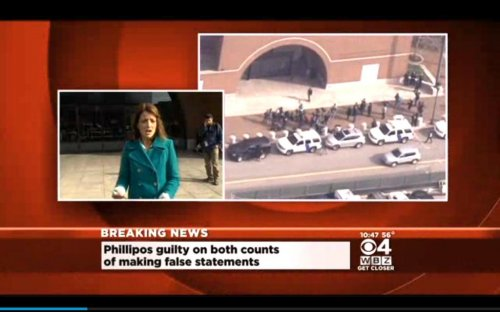 Tsarnaev friend guilty of lying to FBI in Boston Marathon bomb investigation
