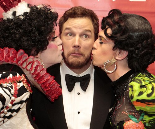 Chris Pratt presented with the Hasty Pudding Man of the Year Award