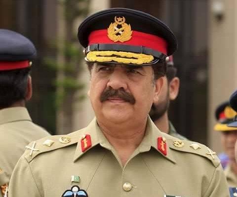 Pakistan army chief announces retirement